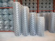 HIGH QUALITY GALVANIZED CHAIN LINK,  SHEEP WIRE AND BARB WIRE FOR SALE